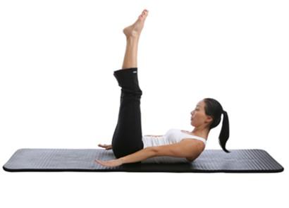 AB prep pilates hareketi