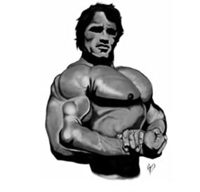 Arnold vücut geliştirme programı