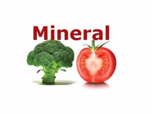 mineraller faydaları